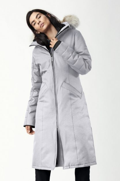 50cfadbd3f36 Best Cheap Silverbirch Canada Goose Parkas Elrose Parka Canada Goose  Clearance 2574L